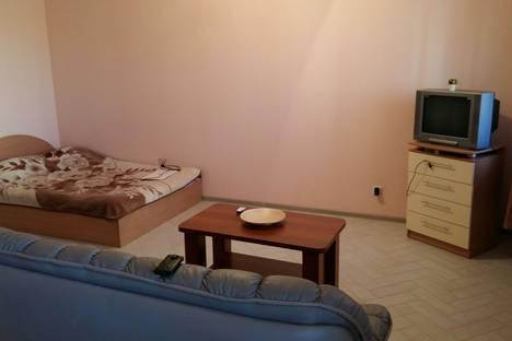Сдается 1-комнатная квартира посуточно в Петрозаводске, Кемская улица д 19.