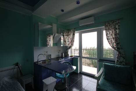 Сдается 1-комнатная квартира посуточно в Партените, 5а улица Парковая.