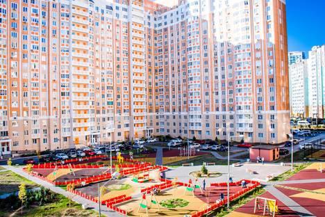 Сдается 2-комнатная квартира посуточно, улица Еременко 96/1.