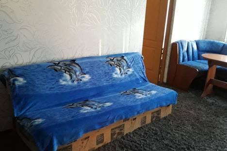 Сдается 2-комнатная квартира посуточно в Норильске, Ленинградская улица, 9.