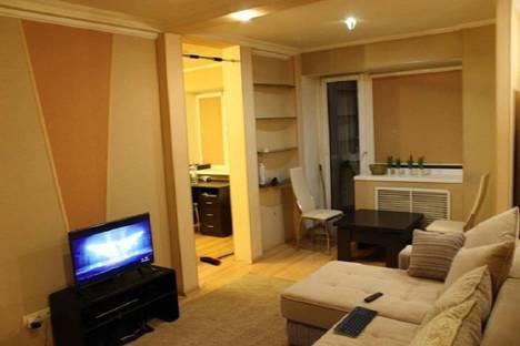 Сдается 2-комнатная квартира посуточно в Тамбове, улица Советская, 158.