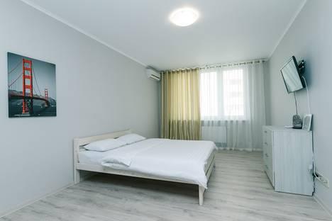 Сдается 1-комнатная квартира посуточнов Броварах, улица Елены Пчилки, 6А.