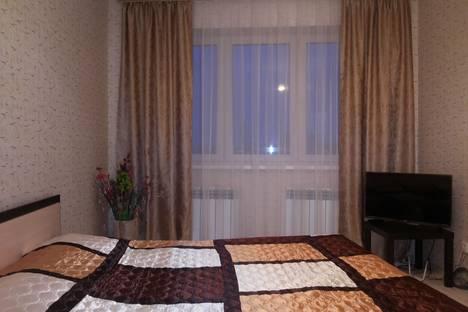 Сдается 1-комнатная квартира посуточнов Екатеринбурге, улица Щербакова 20.