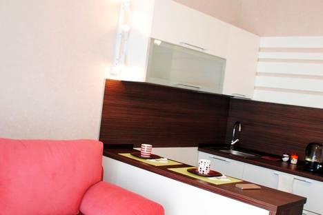 Сдается 1-комнатная квартира посуточнов Красной Поляне, Эсто-садок, улица Эстонская, 37к5.