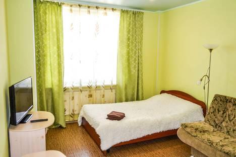 Сдается 1-комнатная квартира посуточно в Сыктывкаре, Сысольское шоссе, 1/2.
