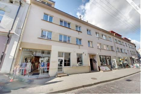 Сдается 2-комнатная квартира посуточно в Вильнюсе, Вильнюсский уезд,Улица Траку 16.