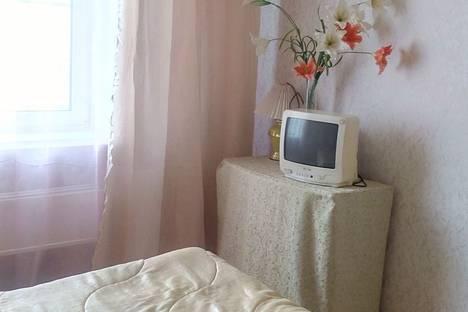 Сдается 3-комнатная квартира посуточно в Йошкар-Оле, Медведево, Горького 5.