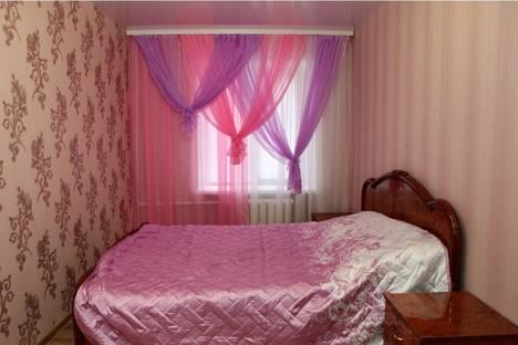 Сдается 2-комнатная квартира посуточнов Дзержинске, Ул. Октябрьская, 46.