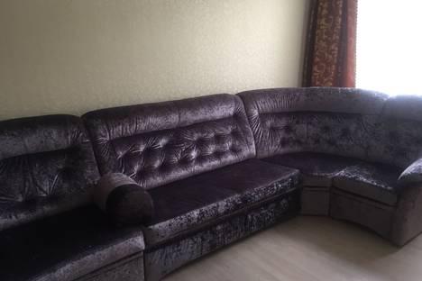 Сдается 1-комнатная квартира посуточно в Яблоновском, улица Гагарина 188/2.
