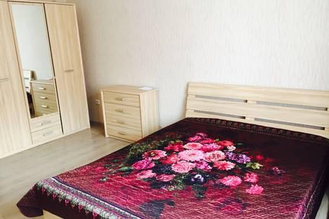 Сдается 1-комнатная квартира посуточнов Яблоновском, улица Луговая 3.