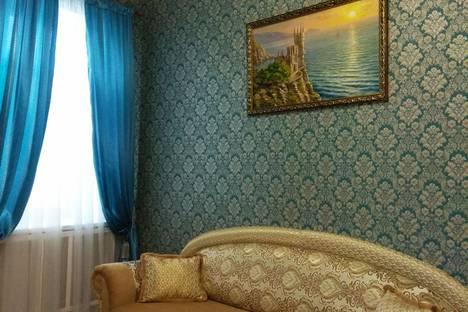 Сдается 2-комнатная квартира посуточно, Балаклавский район, дом 49 улица Калича.
