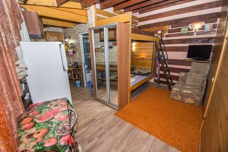 Сдается 1-комнатная квартира посуточнов Отрадном, Крым,ул.Коммунальная 6.