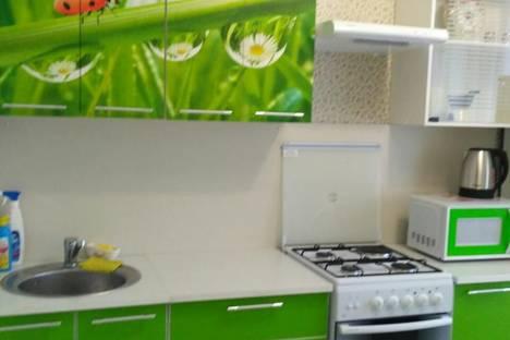 Сдается 1-комнатная квартира посуточнов Ульяновске, проспект Ливанова 16.