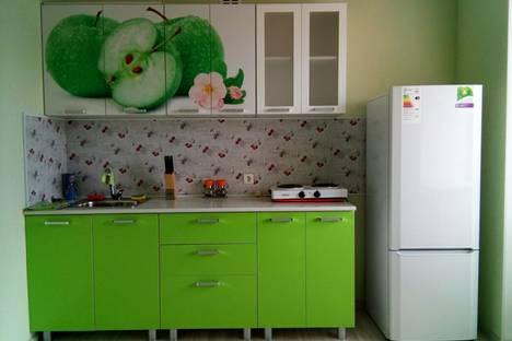 Сдается 1-комнатная квартира посуточнов Берёзовском, улица Гагарина 29.