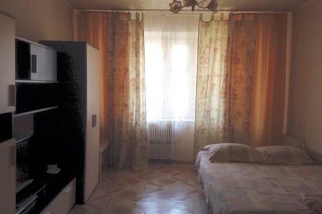Сдается 1-комнатная квартира посуточнов Казани, улица Юлиуса Фучика, 106.