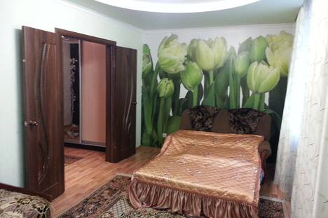Сдается 2-комнатная квартира посуточно в Дивееве, ул.Российская д.2.