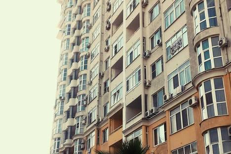 Сдается 1-комнатная квартира посуточнов Сочи, Невская 18.
