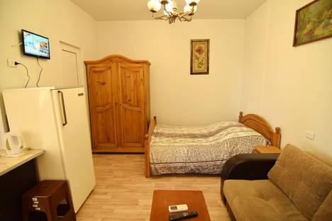 Сдается 1-комнатная квартира посуточнов Сочи, ул. Фруктовая, д. 6..
