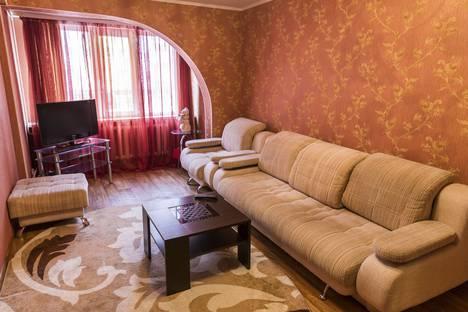 Сдается 1-комнатная квартира посуточно в Новом Уренгое, улица Восточный микрорайон, 2 корпус 1.