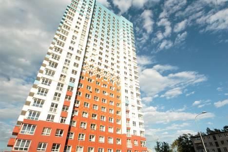 Сдается 2-комнатная квартира посуточно в Нижнем Новгороде, проспект Гагарина, 99/1.