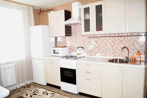 Сдается 1-комнатная квартира посуточнов Дивееве, улица Симанина, дом 12.