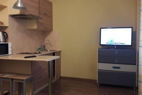 Сдается 1-комнатная квартира посуточно в Астане, Женис 43/2.