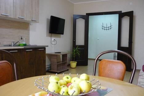 Сдается 2-комнатная квартира посуточнов Чайковском, улица Кабалевского, 24/1.