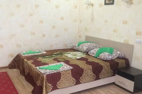 Сдается 2-комнатная квартира посуточно в Сочи, улица Просвещения 118/1.