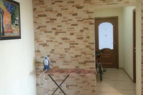 Сдается 3-комнатная квартира посуточно в Анапе, Терская ул., 79.