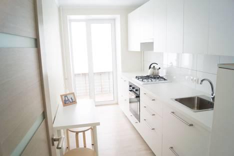 Сдается 1-комнатная квартира посуточно в Октябрьском, улица Садовое Кольцо, 9.