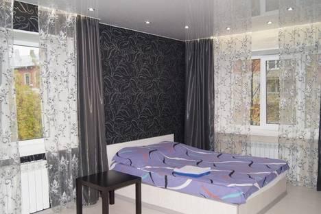 Сдается 1-комнатная квартира посуточно в Рыбинске, Волжская Набережная улица, 175.