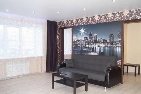 Сдается 2-комнатная квартира посуточно в Рыбинске, улица Крестовая, 124.