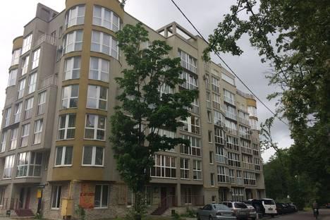 Сдается 1-комнатная квартира посуточно, улица Бассейная, 7.