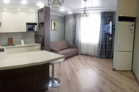 Сдается 1-комнатная квартира посуточно в Астане, Туркестан, 30/1.