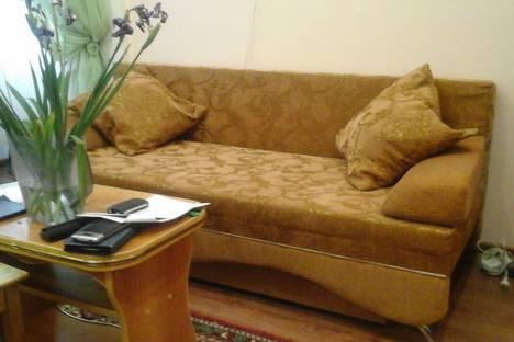 Сдается 1-комнатная квартира посуточно в Сочи, улица Учительская 27а.