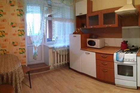 Сдается 1-комнатная квартира посуточно в Рязани, улица 4-я линия 2/1.