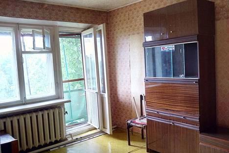 Сдается 1-комнатная квартира посуточно в Орехово-Зуеве, ул. Гагарина, 37А.