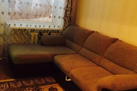 Сдается 1-комнатная квартира посуточно в Астане, Сейфулина 10.