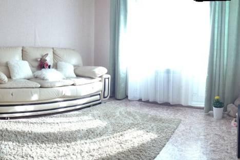 Сдается 1-комнатная квартира посуточнов Казани, улица Хади Такташа, 121.
