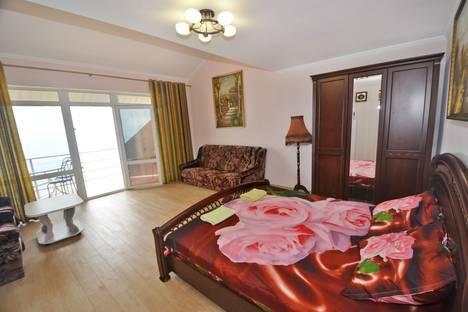 Сдается 1-комнатная квартира посуточнов Орджоникидзе, пгт. Приморский, ул. Вертолетная,2.