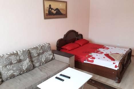 Сдается 1-комнатная квартира посуточно в Курске, улица Береговая дом 5.