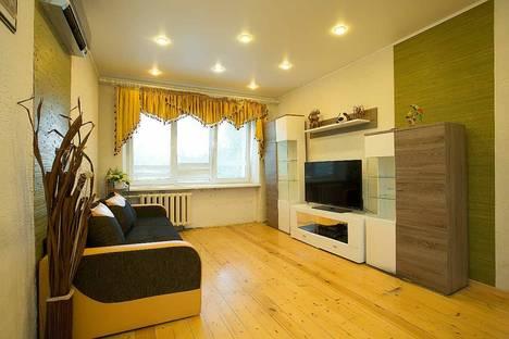 Сдается 2-комнатная квартира посуточно в Калининграде, Фрунзе 61.