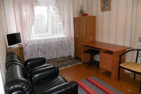 Сдается 1-комнатная квартира посуточнов Качканаре, Свердловский район,4-й мкр, 22.