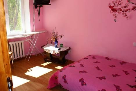 Сдается 1-комнатная квартира посуточно в Одессе, улица Ильфа и Петрова, 6/1.
