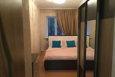 Сдается 2-комнатная квартира посуточнов Железноводске, улица Ленина 5е.