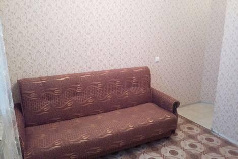 Сдается 1-комнатная квартира посуточно в Оренбурге, ул Поляничко д 1.