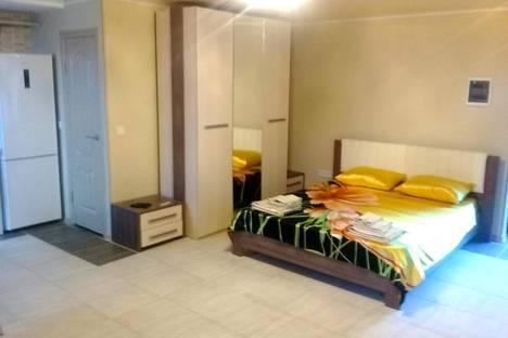 Сдается 1-комнатная квартира посуточно в Партените, ул Прибрежная дом 7.