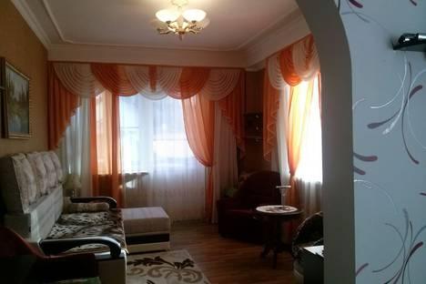 Сдается 1-комнатная квартира посуточнов Сочи, Дагомыс ул.Армавирская  4.