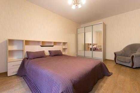 Сдается 2-комнатная квартира посуточно в Нижнем Новгороде, улица Невзоровых, 47.