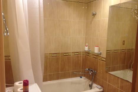 Сдается 1-комнатная квартира посуточнов Новокузнецке, улица Кирова, 37А.